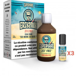 Kit DIY EASY2MIX 20/80 3mg...