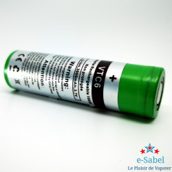 Batterie 18650 - Sony VTC6...