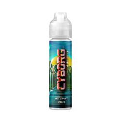 E-Liquide CYBORG 50ml 40/60...