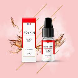 E-liquide French Cola Roykin