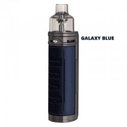 DRAG X Mod Pod - VOOPOO - Galaxy Blue