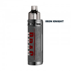 DRAG X Mod Pod - VOOPOO - Iron Knight
