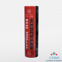 ACCU RS30 18650 3000MAH 20A - HERCULES