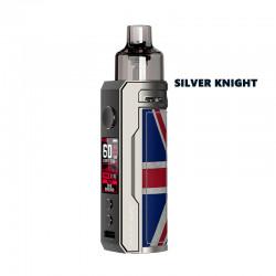 DRAG S Mod Pod - VOOPOO - Silver Knight