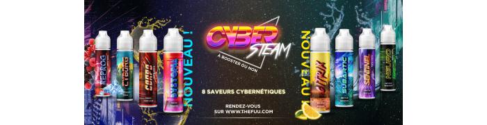 E-liquides - Gamme Cyber Steam - FUU | Boutique e-Liquides e-Sabel.fr