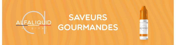 Gamme Original Gourmande, Alfaliquid e-liquides 100% français | e-sabel.fr