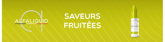 Gamme Original Fruitée, Alfaliquid e-liquides 100% français | e-sabel.fr