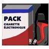 Packs cigarettes électroniques