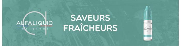 Gamme Original Fraîcheur, Alfaliquid e-liquides 100% français | e-sabel.fr