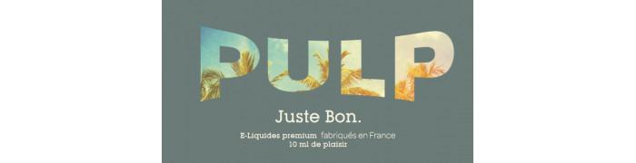 Gamme PULP 70/30 - PULP chez e-Sabel.fr