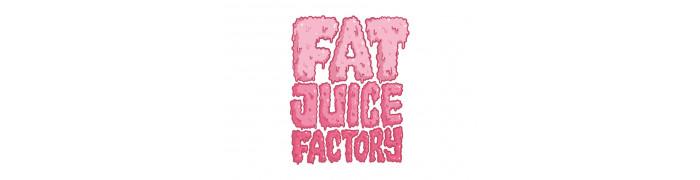 E-Liquides Fat Juice Factory par Pulp chez e-Sabel.fr