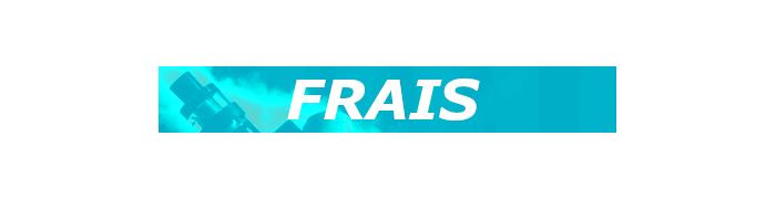 Les E-liquides Frais