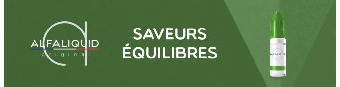 Gamme Original Équilibre, Alfaliquid e-liquides 100% français | e-sabel.fr