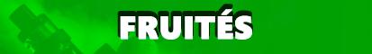 Les E-liquides Fruités