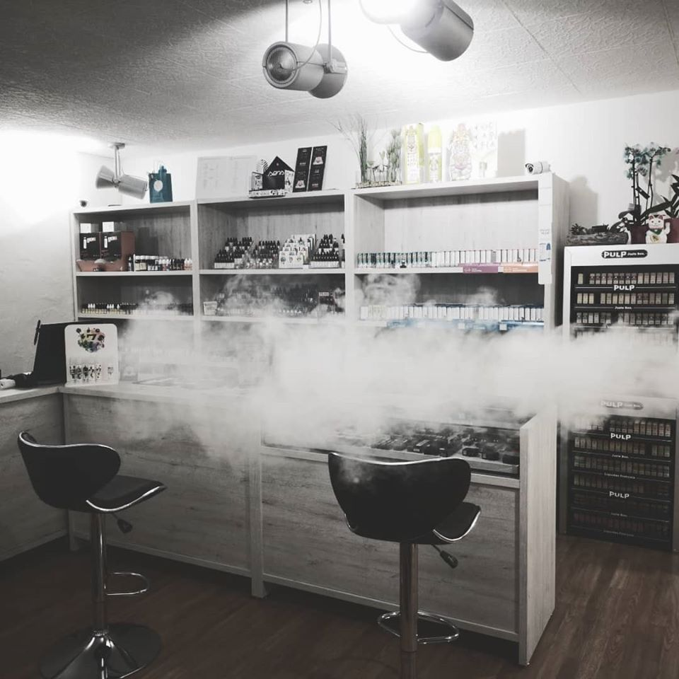 Magasin cigarette electronique la cote saint andré